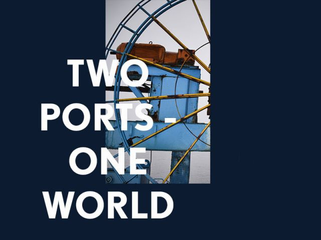 Two Ports - One World