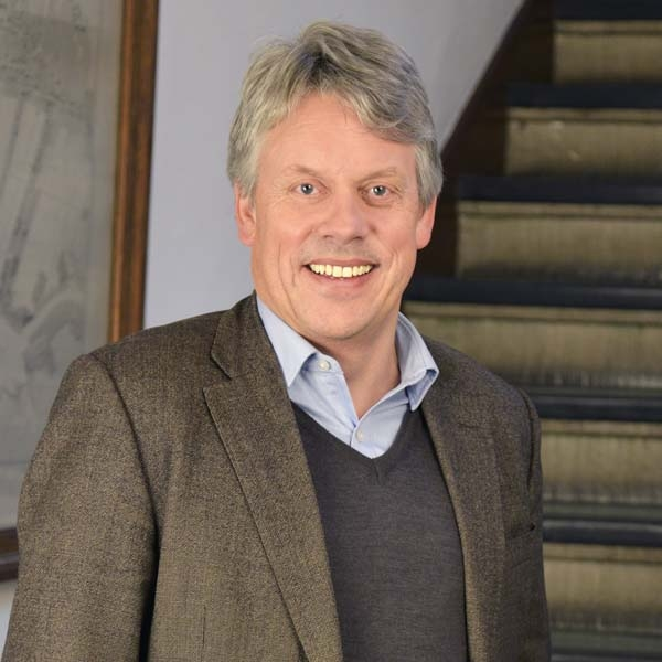 Thomas Delissen, Dept. of Culture, Head of Dept. for Theatre, Libraries, Museums. Photo: Elke Schneider