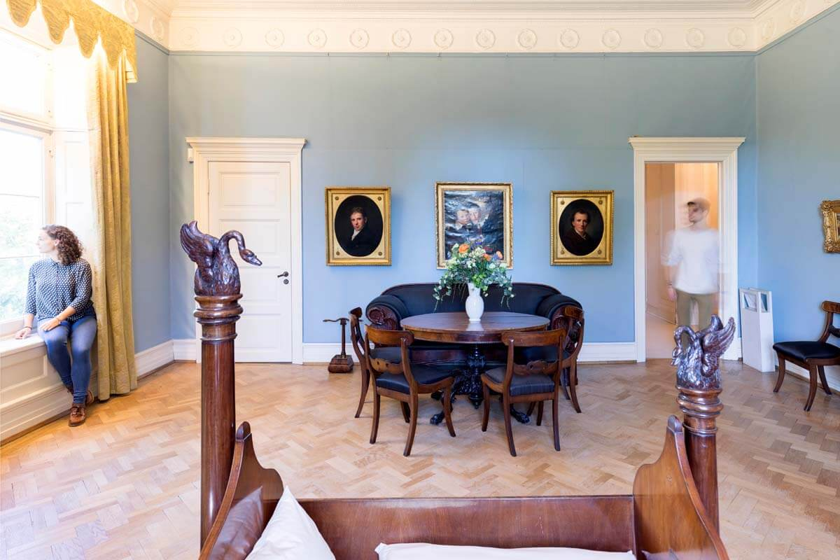 The Biedermeier Room - Photo: Sinje Hashheider